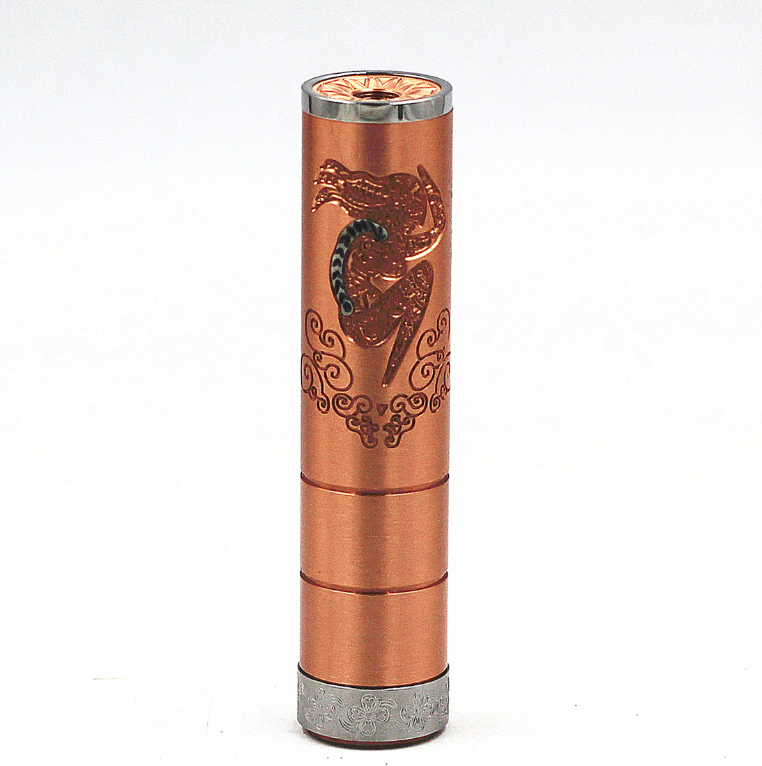 Emma Mech Mod Mechanical 18650 Battery Body Vaporizer Vapor Vape Mod For RDA RBA