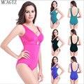 De gran tamaño 2016 XL XXL Las Mujeres 4 tipos de color Embarazada Traje de Baño Acolchada Bikini Más El Tamaño