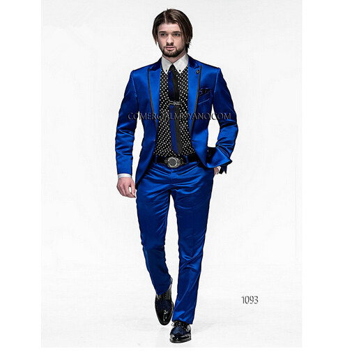 Online Get Cheap Slim Fit Royal Blue Men Suit -Aliexpress.com