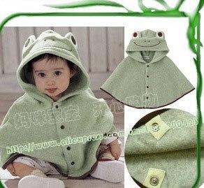 Зимние Детские ползунки, детский комбинезон, детская шаль, детская теплая одежда-зеленый
