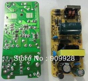Image 2 - 100 pz 12 V 2A di alta qualità AC 100 V 240 V Delladattatore del convertitore DC 12 V 2A Alimentazione EU plug 5.5mm x 2.1mm Per La striscia del LED Cctv