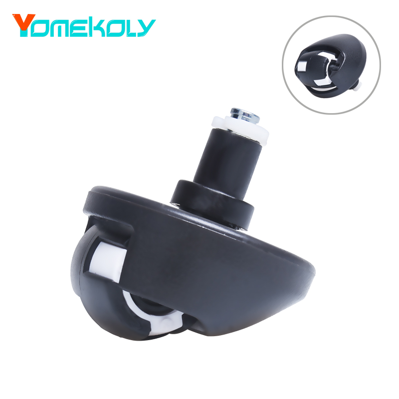 Wheel Caster Assembly for ECOVACS DEEBOT Slim 35 45 M80 for Eufy RoboVac 11 Robotic Vacuum Cleaner Replacement Parts