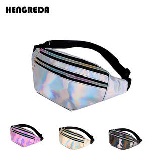 Hengreda Women Fanny Pack Belt Bag Waist Bags Hip Bum Bag