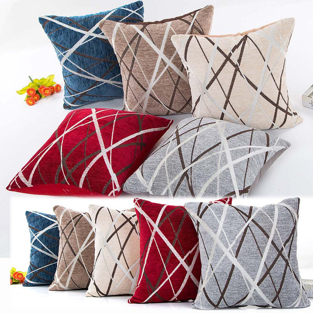 Cuscino decorativo covers Coperte e Plaid cuscino cuscino del divano sfoderabile
