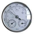 Analog Thermometer Hygrometer Temperature Himidity Meter Weather Index -30~50 Celsius Room Indoor Wall Hanging Household