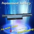 Jigu bateria do portátil para packard bell easynote tk36 tk37 tk81 tk83 tk85 tk87 txs66hr ts11hr ts11sb ts13hr ts13sb 6 células