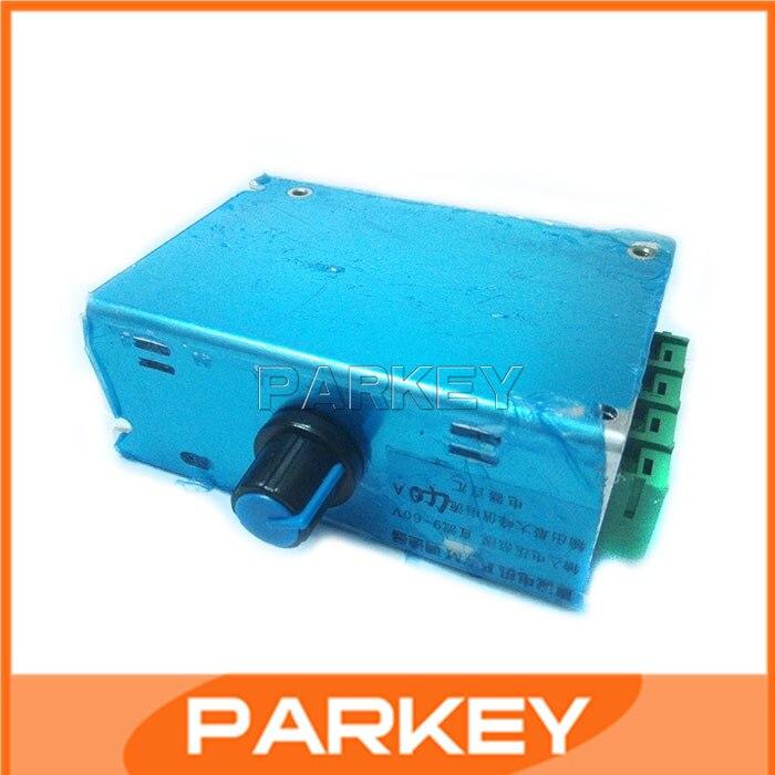40A HighPower DC Motor PWM Speed Controller Stepless Speed / Regulator Switch / PLC Speed Governor 9-60V Universal #200014