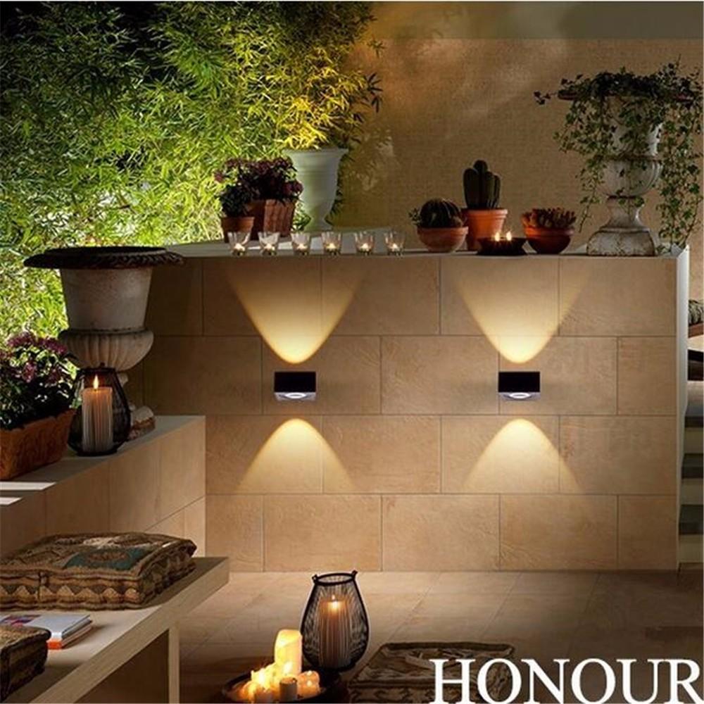 Up Down Wall Lighting 6W LED Wall Lamp Modern Compact Size arandela ...