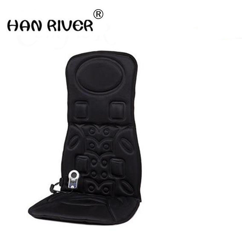 HANRIVER Household car massager chair cushion the back of the neck massage waist heating car cushion multi-function bodyHANRIVER Household car massager chair cushion the back of the neck massage waist heating car cushion multi-function body