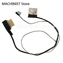Câble vidéo pour ordinateur portable HP pavilion 15 15 R 15 H 15 S 250 G3 écran LED LVDS