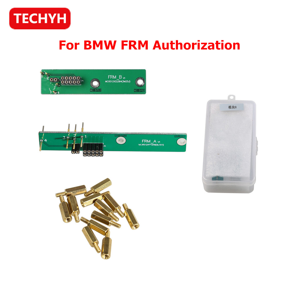 Yanhua Mini ACDP Module8 For BMW FRM Authorization With Adapters