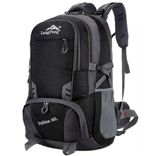 Male 65L unisex Waterproof backpack travel sports bags pack bag Outdoor Camping Mountaineering Hiking Climbing backpack for men