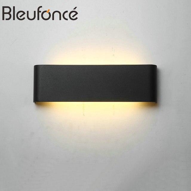 Interieur Muur Licht Moderne Eenvoudige LED Wandlamp Aluminium ...