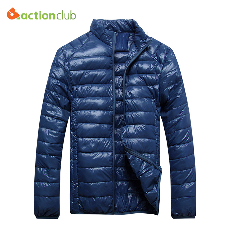 Ultra Light Goose Down Men Jacket Promotion-Shop for Promotional