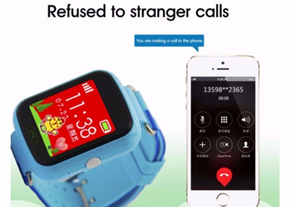smart watch inteligente font b smartwatch b font for baby support SIM card english wrist