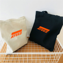 ATEEZ Printed 2019 New Shoulder Bag Female&Man Shoulder Shopping High Quality To