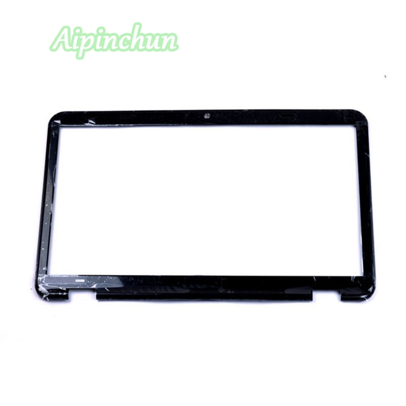 Aipinchun LCD Front Bezel Cover <font><b>Case</b></font> For <font><b>DELL</b></font> Inspiron 15R <font><b>N5110</b></font> M5110 M511R Laptop <font><b>Case</b></font> B Shell Frame Cover image