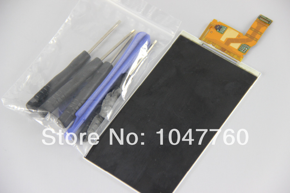 LCD For Sony M35h Repair parts Black LCD Display Screen For Sony Xperia SP M35h Replacement