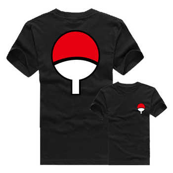 New Naruto T-shirt Uzumaki Naruto Uchiha Itachi Hatake Kakashi Anime T shirt Summer Cotton Short-sleeve Men women Tees tops - DISCOUNT ITEM  20 OFF Men\'s Clothing