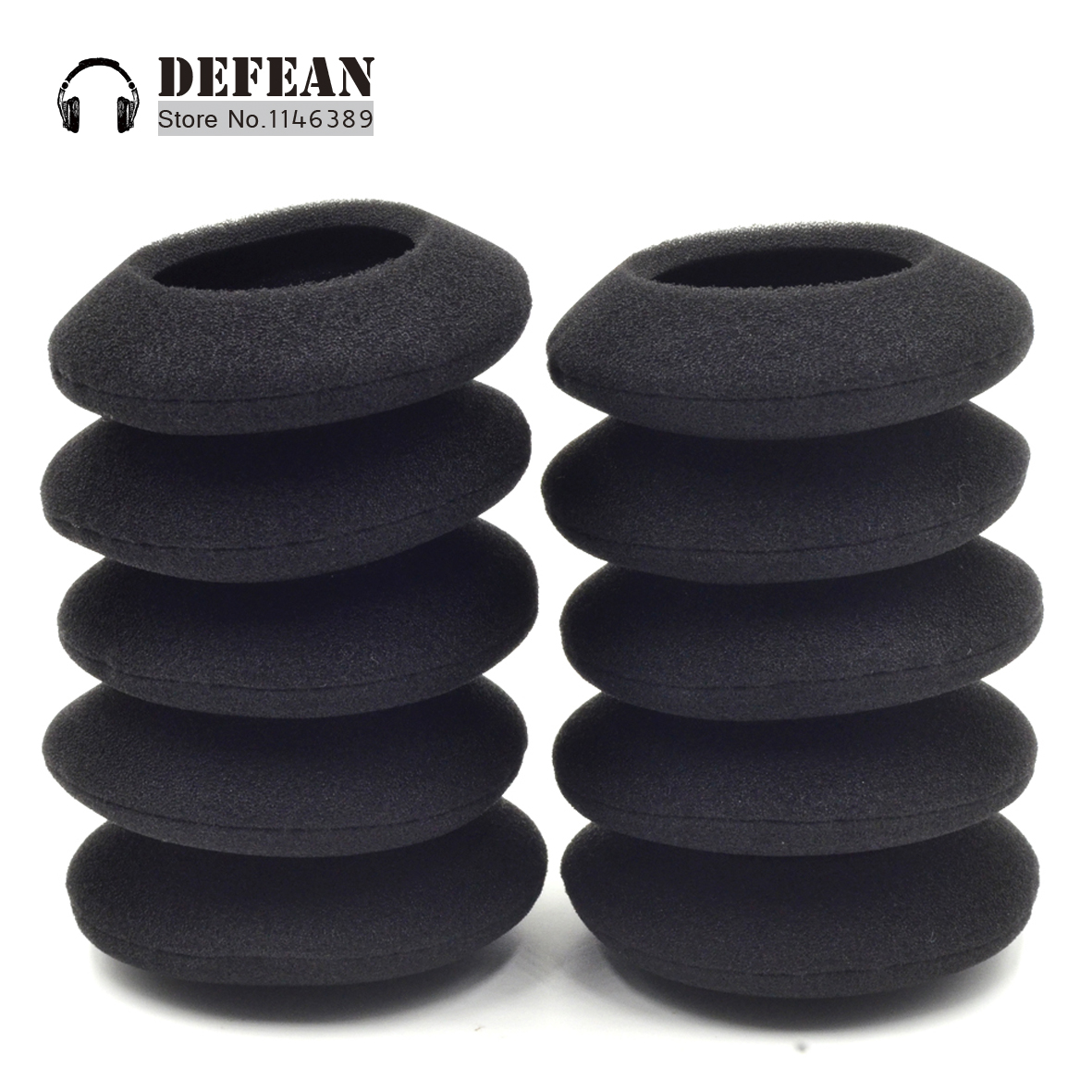 10X cushion ear pad foam for px100 px200 px300 px100II px200II pmx100 headphones