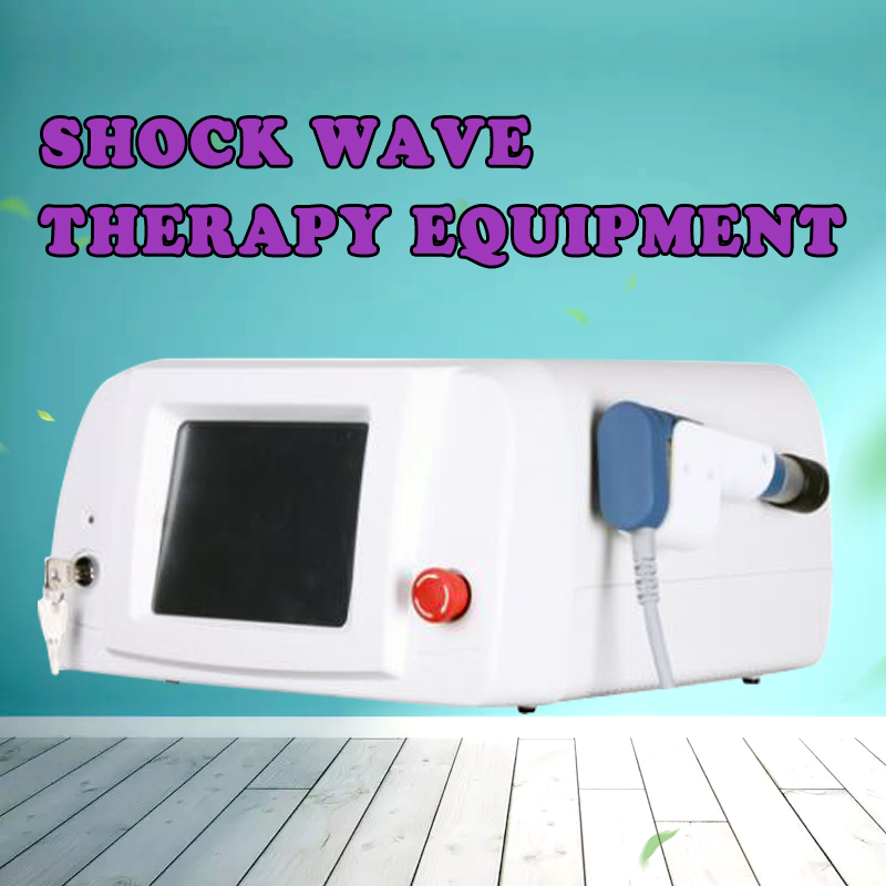 Pneumatic Shock Wave Therapy Equipment Shockwave Machine Eswt Physiotherapy Knee Back Pain Relief Cellulites Removal