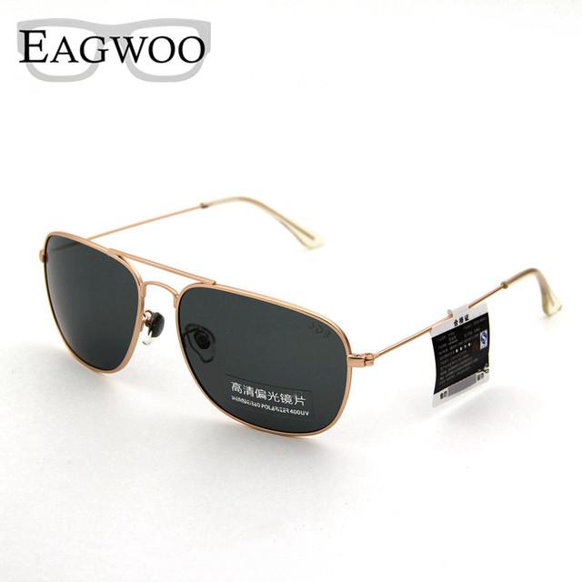 Polarizada Óculos De Sol Dos Homens de Condução Ao Ar Livre Óculos de Sol Quadrado Grande Rosto Anti UV Anti Glare óculos De Sol Masculino óculos de Sol 83601