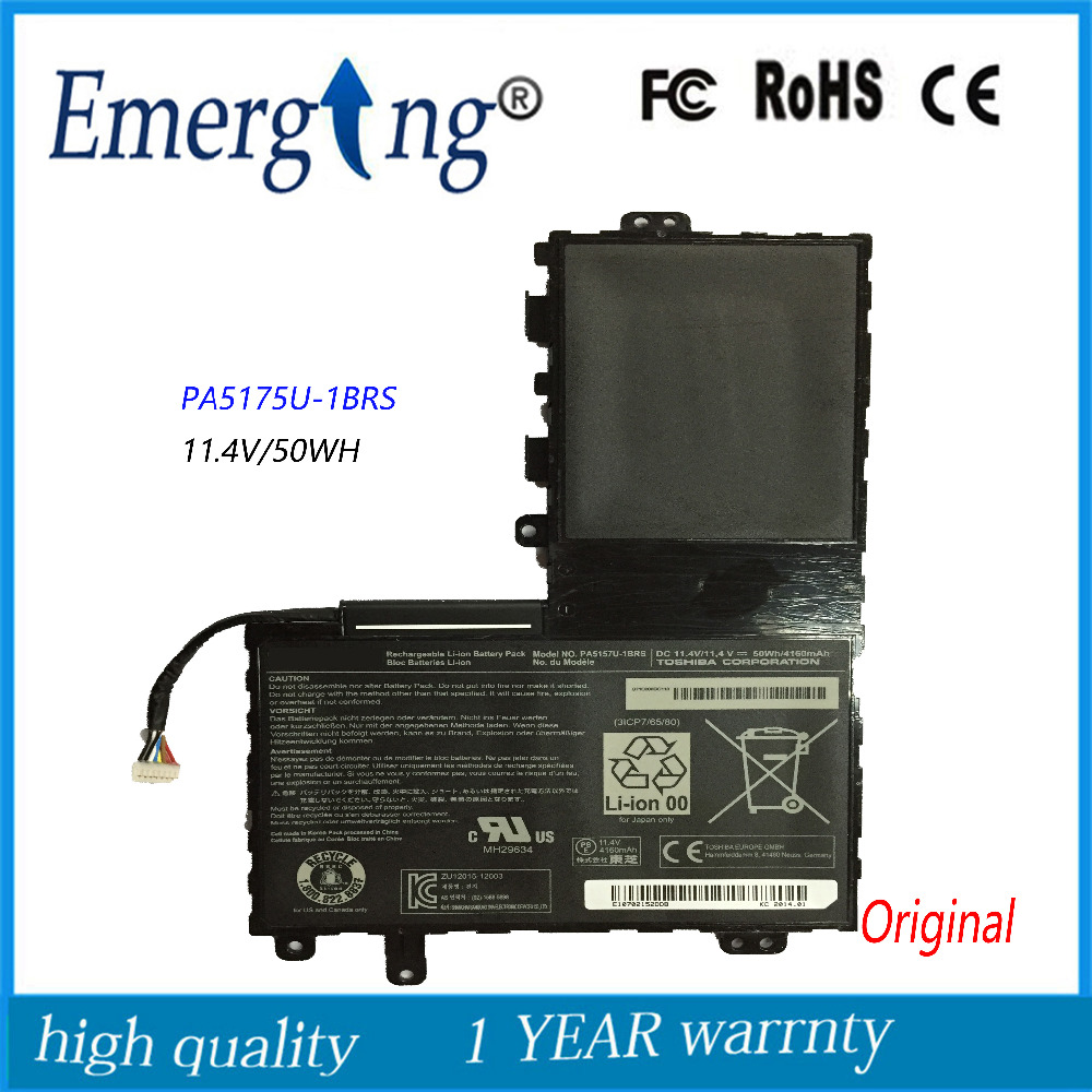 New Original 50Wh Laptop Battery for Toshiba M40 M50T U50T U940 PA5157U-1BRS holder lcds 5066м black gloss кронштейн для тв