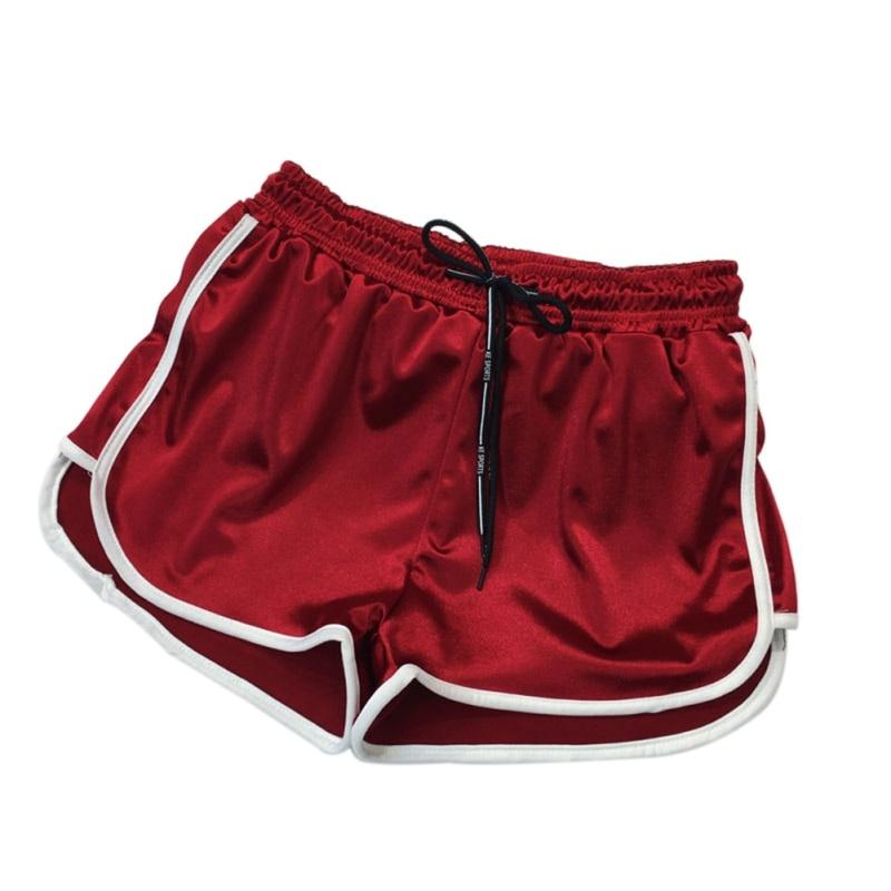 Summer Loose Large Size   Shorts   Beach Workout Hot   Shorts   Women's Fitness   Shorts