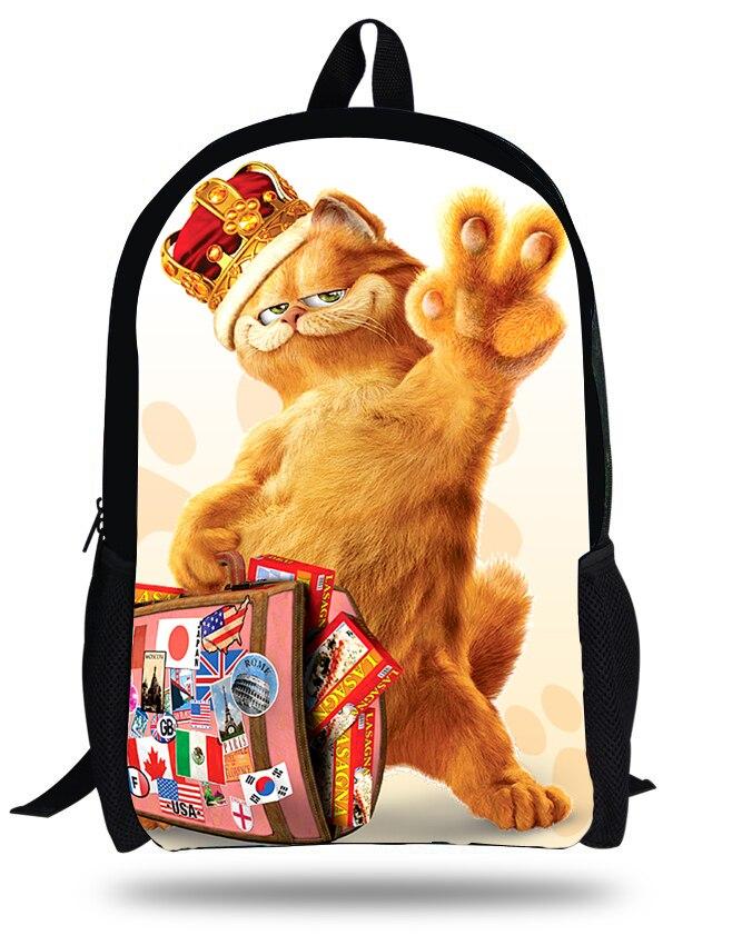 Гардфильд рюкзак рюкзаки хатбер с животными