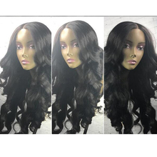 Natural Hairline Lace Front Wigs Brazilian Hair Cheap Full Lace Human Hair Wigs For Black Women Wavy Lace Front Human Hair Wig
