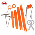 Car Audio Companion 12pcs/Set  Removal Installer Door Clip Panel Kits Interior Molding Clip Hand Manual Distinctive Pry Tool