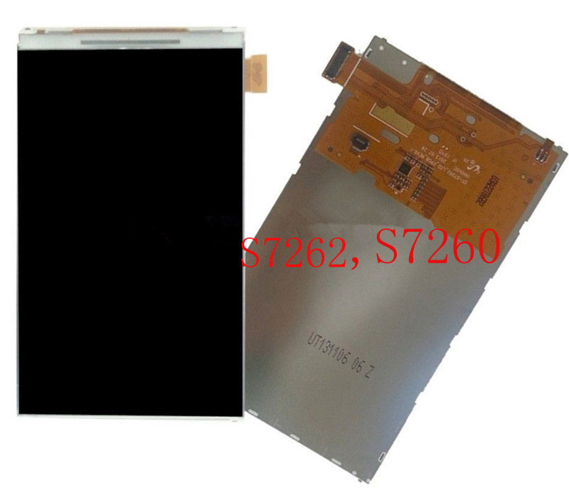 (SS2S726001AM)(Warranty 6 Months)(1PC by AM Epacket)100% Top Quality Guarantee for Samsung S7260 LCD Screen Display