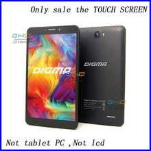 """Nouvelle 7 """" pouces écran tactile pour Digma avion 7.6 3 G PS7076MG Tablet PC panneau de l'écran tactile Digitizer remplacement du capteur"""
