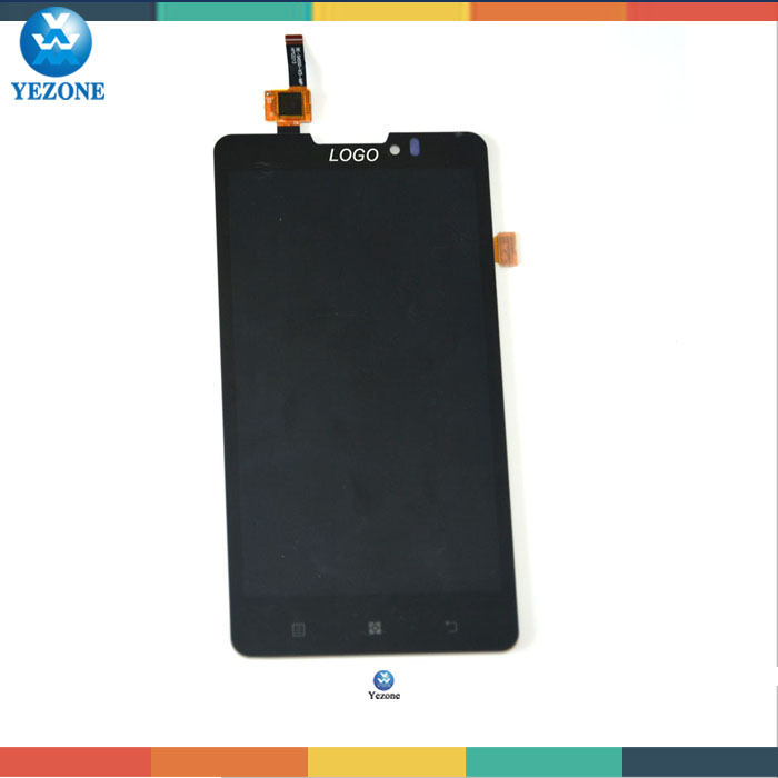 OEM LCD Screen For Lenovo P780 LCD Screen Display With Touch Screen Digitizer Assembly Replacement for Lenovo P780+Tools