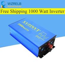 1000w Pure Sine Wave Power Inverter Off-grid Solar Controller Car LED display Battery Charger DC 12V 24V 48V to AC 120V 220V 1000w pure sine wave inverter solar system 24v 220v car power inverter generator dc to ac converter off grid 12v 48v to 120 240v