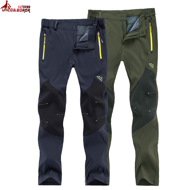 Women/Men Pants Quick Dry UV Resistant Fast Drying Speed Dry Active Pant For Man Softshell Waterproof Travel Training Trousers