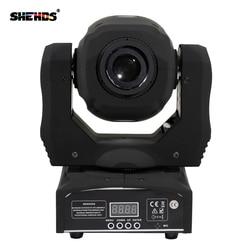 Gute Preis Mini Spot 60W LED Moving Head Licht Mit Gobo Platte & Farbe Platte, hohe Helligkeit 60W Mini Led Moving Head Licht DMX512