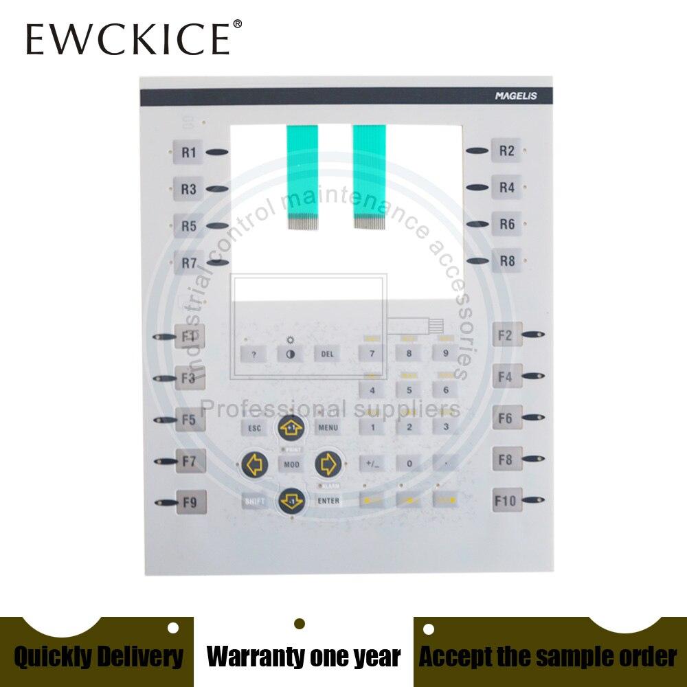 NEW MAGELIS TELEMECANIQUE XBTF011110 HMI PLC Membrane Switch keypad keyboard Industrial control maintenance accessories