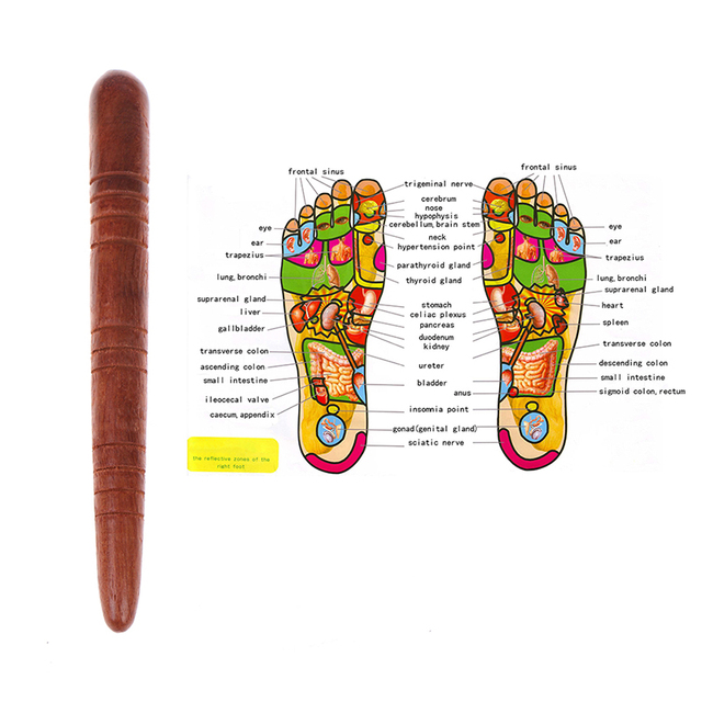 Cool Wooden Foot Spa Physiotherapy Reflexology Thai Foot Massage Health Wiring 101 Vihapipaaccommodationcom