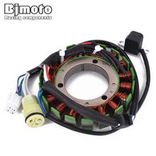 BJMOTO 5FU-81410-00 Motorcycle Coil Ignition Stator Magneto For Yamaha YFM350X Warrior YFM350R RAPTOR 350 YFM350FX 4x4 Wolverine