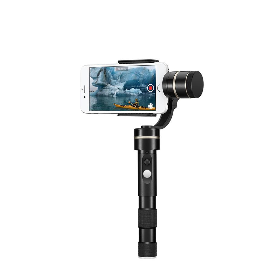 FY G4 Pro 3 Axis High Quality Brushless Motor Handheld Gimbal Phone Stabilizer for font b
