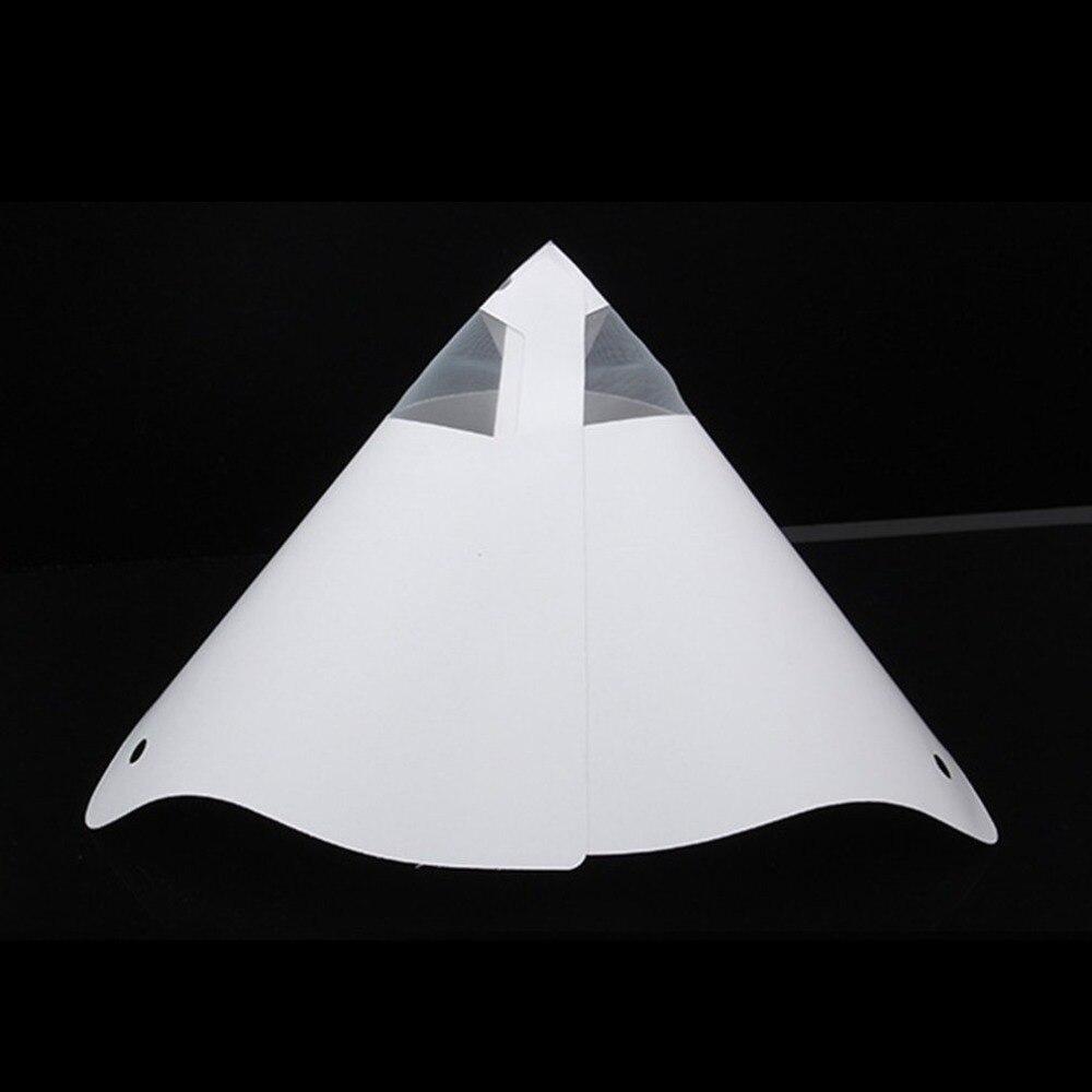 10/20 шт смоляный уплотненный бумажный фильтр одноразовый для ANYCUBIC Photon wanhao D7 SLA UV 3D части принтера аксессуары фильтр накаливания