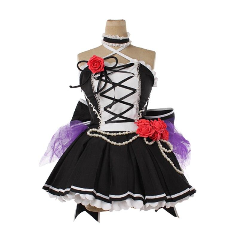 Le Costume de scène Idolmaster Kanzaki Ranko Cosplay, parfait pour vous!
