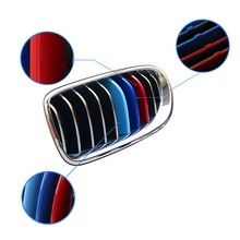 Car-styling For BMW  Front Grille Stickers