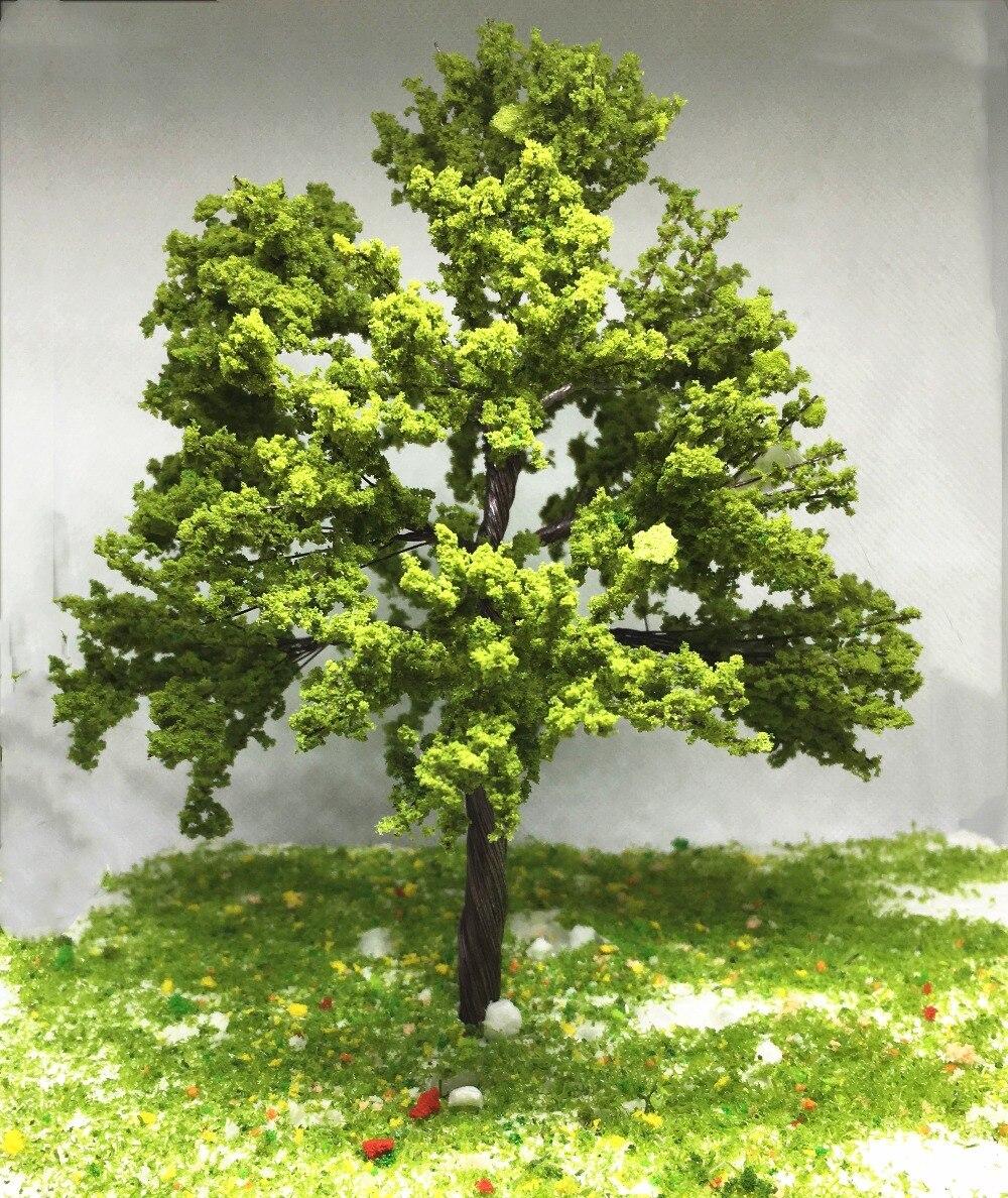 The Train Railway Wire Trees Model Tree 10-20 Cm