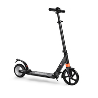 Electric Scooter 8 Inch 150W Motor Wheel Kick Scooter Foldable Electric Bike Electric Bicycle Adult Longboard Hoverboard