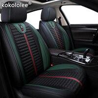 Kokololee ткань сидений автомобиля для nissan almera classic g15 n16 juke x trail t31 t30 qashqai патруль Примечание листьев teana terrano