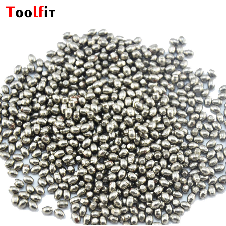 1kg Jewelry Polishing Media Oval Beads Iron material Application for Rotary Tumbler Polishing Machine Accessories Tool 3.5x5mm 1pc white or green polishing paste wax polishing compounds for high lustre finishing on steels hard metals durale quality