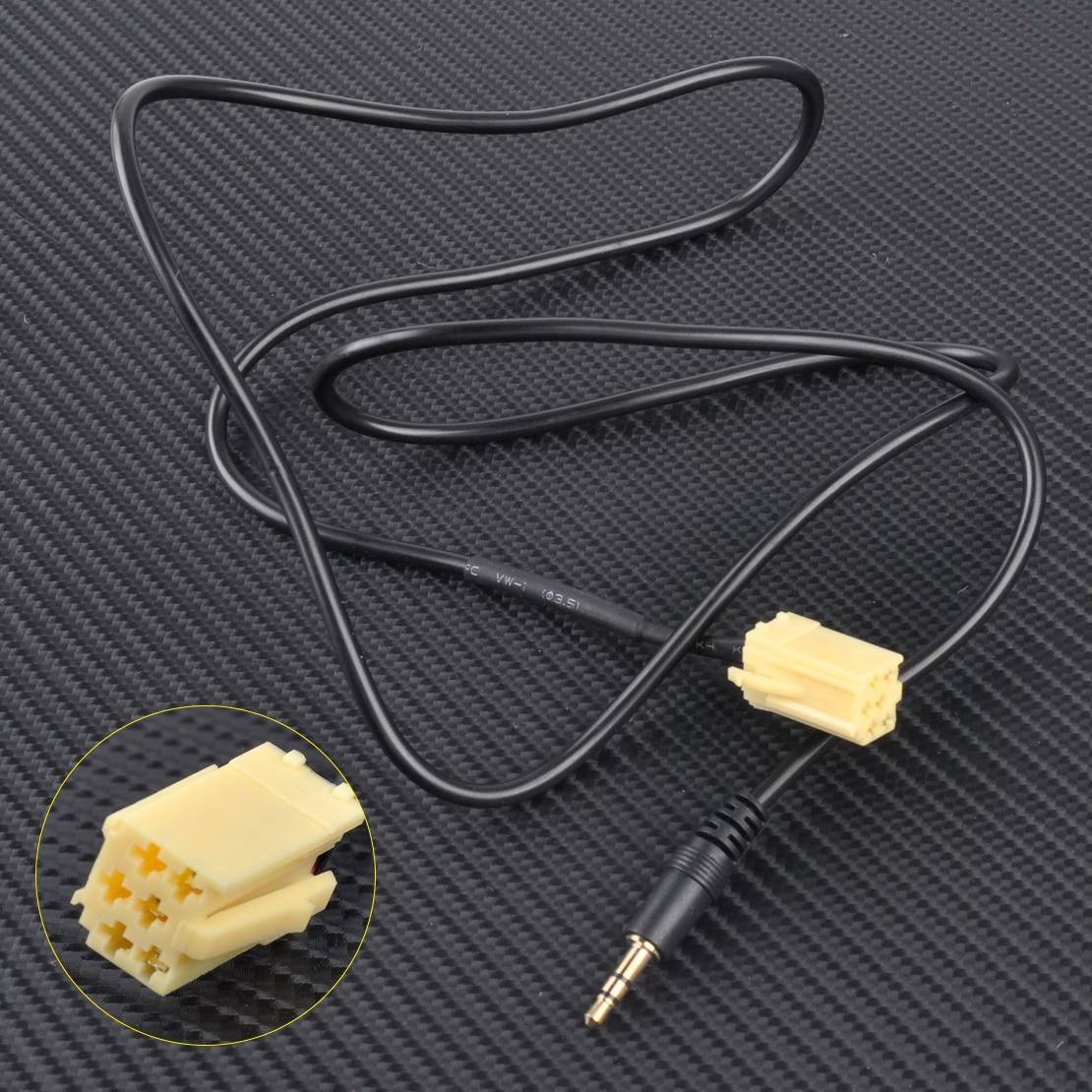 Citall 3.5 Mm Aux Input Adapter Kabel Lijn Voor Peugeot 206 207 307 308 Voor Citroen Sega C2 Met Rd9 Usb Hoofd 2007-2013 2014 2015 Verpakking Van Genomineerd Merk