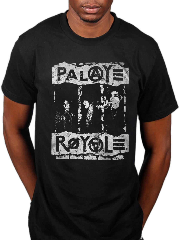 Palaye Royale /'Photocopy/' Black T-Shirt NEW /& OFFICIAL!